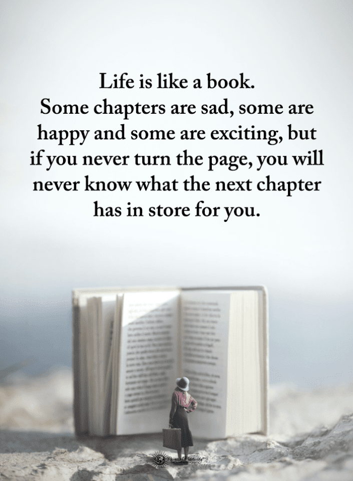 Life Quotes, Life is Like A Book Quotes, Quotes,