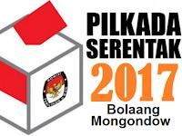 Ketetapan KPU Soal Nomor Urut Pilkada Bolaang Mongondow 2017