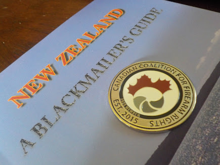 New Zealand: A Blackmailer's Guide by Greg Hallett