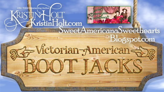 Kristin Holt | Victorian-American Boot Jacks