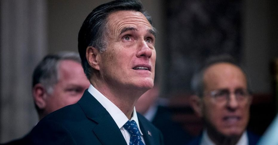 Romney says he may decline to endorse Trump again