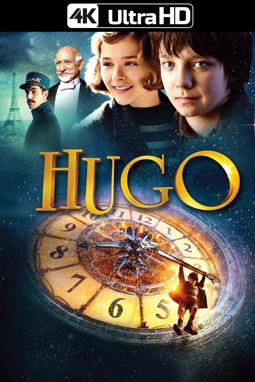 La invención de Hugo Cabret (2011) 4K UHD SDR WEB Latino