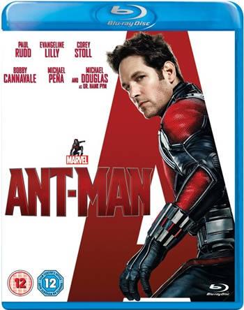 Ant-Man 3D Latino
