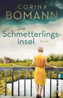 Corina Bomann ; die Schmetterlingsinsel ; Ullstein