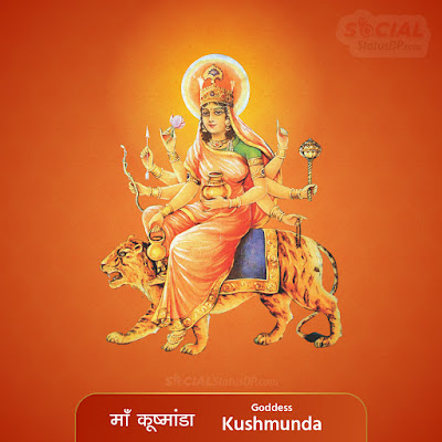 Maa Kushmanda Image - Nav Durga Images with Names, Mantra, Slokas, Wallpaper
