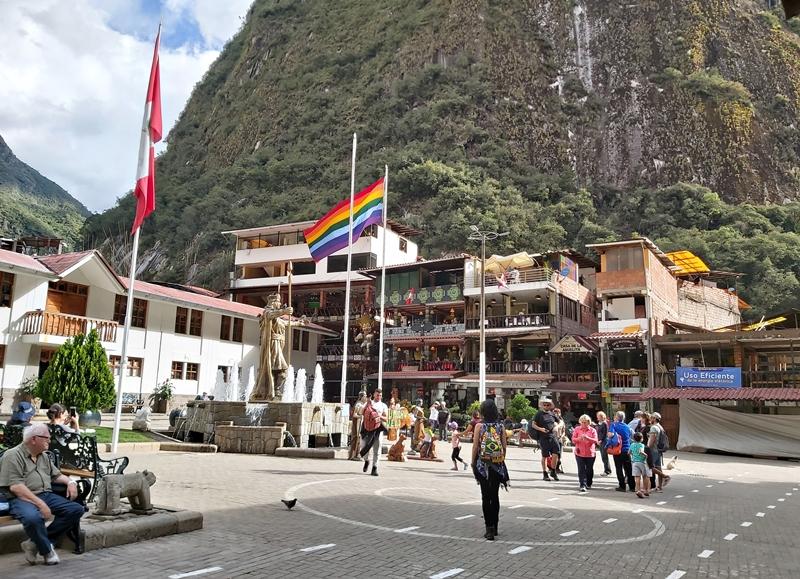Os melhores hotéis de Machu Picchu, Aguas Calientes