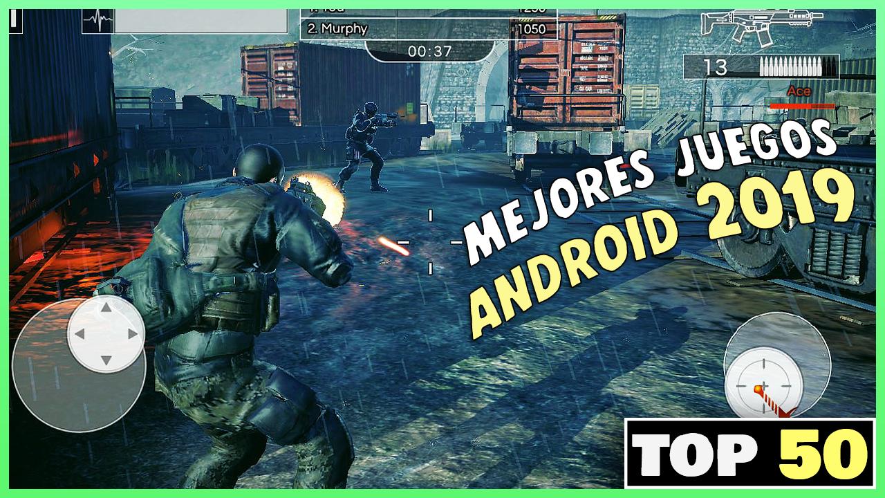 Saicotech Top 50 Mejores Juegos Android 2019 Gratis