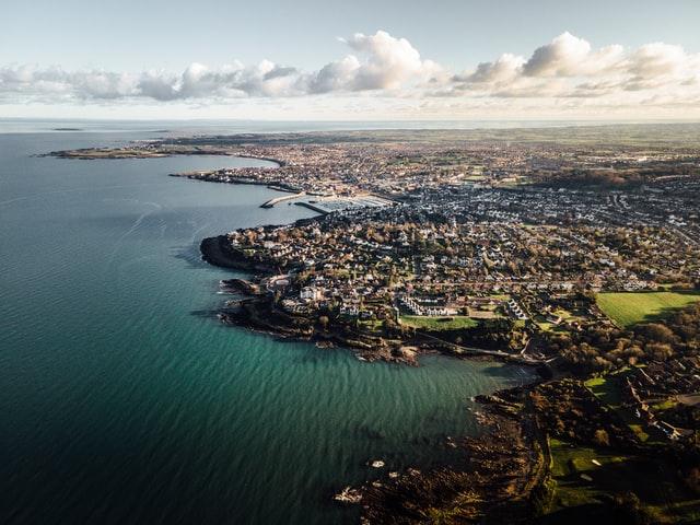 A coastal itinerary for Northern Ireland