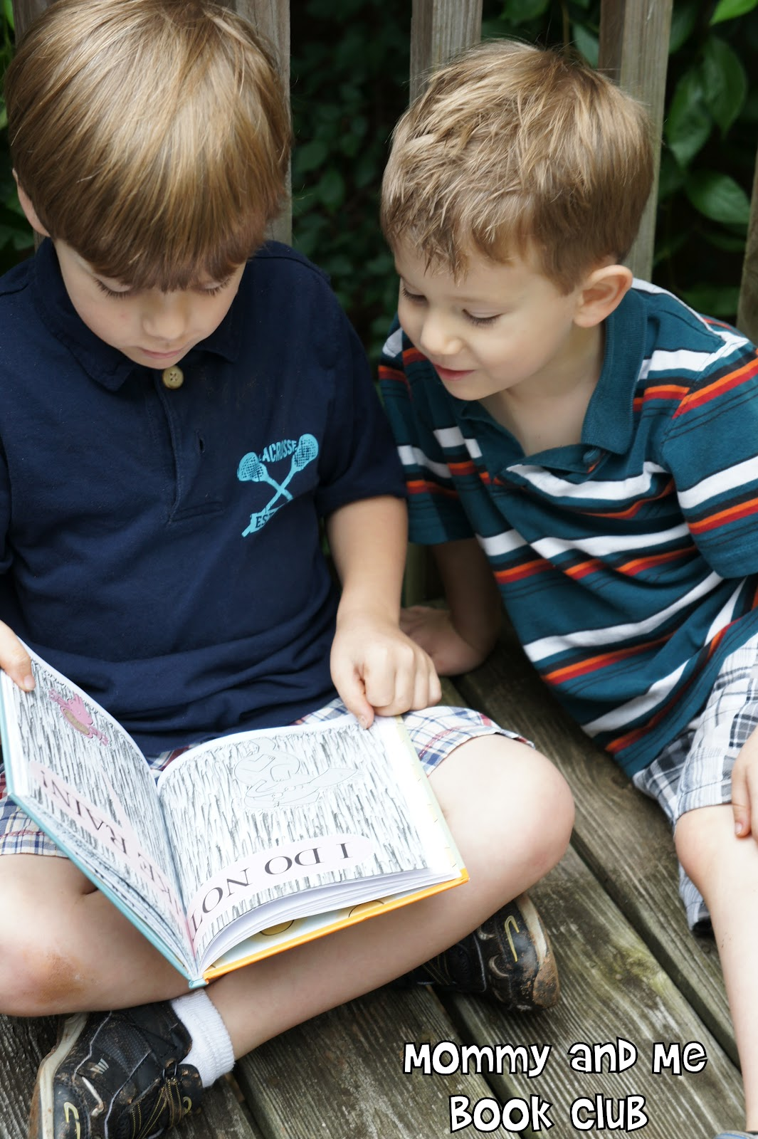 Mommy And Me Book Club: Are You Ready To Play Outside?