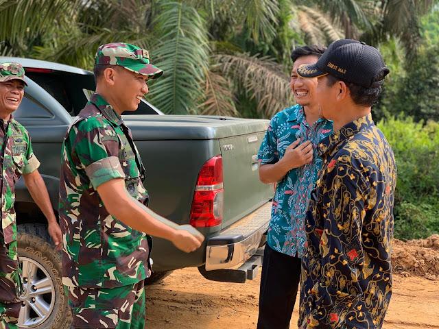 Dandim 0415/Batanghari : TMMD Terciptanya Kemanunggalan TNI dengan Rakyat