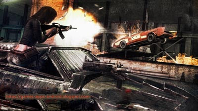اقوى لعبة سيارات للأندرويد سباق الموت (Death Race)