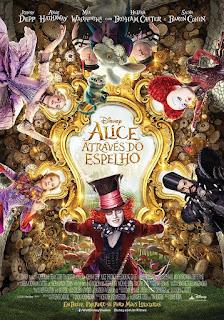 Alice Através do Espelho – Dublado (2016)