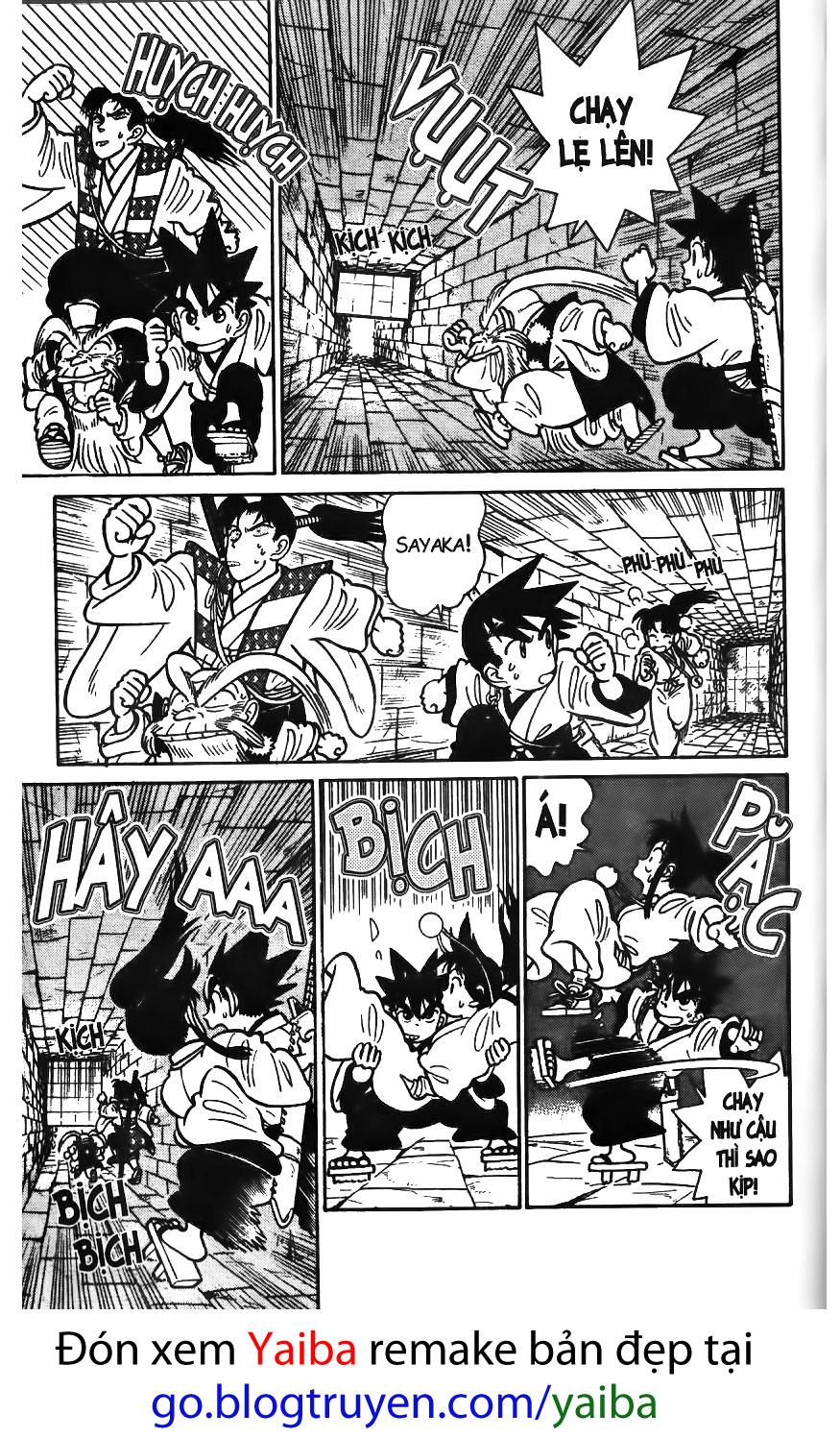 Yaiba chap 57 trang 4