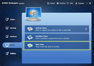 AOMEI OneKey Recovery Pro 1.6.2 Full Download