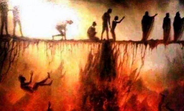 Ahli Surga dan Ahli Neraka Telah Ditetapkan 50.000 Tahun Sebelum AlamSemesta Diciptakan, Ini Sabda Rasulullah!