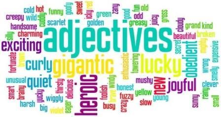 Pengertian Adjective dan Cara Pemakaiannya dalam Bahasa Inggris