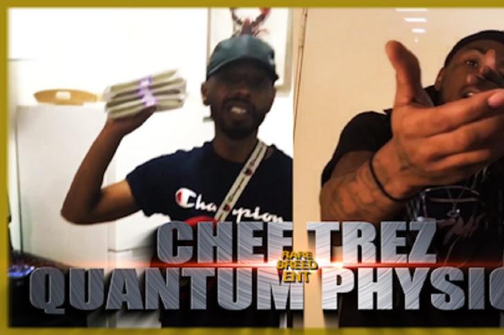 RBE Presents: Chef Trez vs Quantum Physics