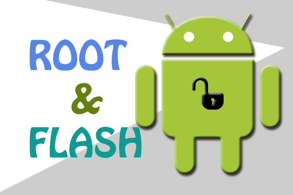 Root dan Flash