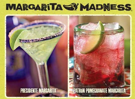 Chili S Margarita Recipes