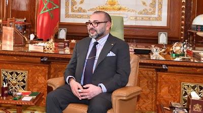 Maison Blanche- La Légion du mérite des Etats-Unis accordée à Sa Majesté  le Roi Mohammed VI