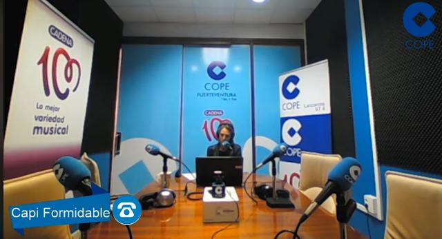 Capi%2BFormidable - Fuerteventura.-  Oliver Toon, El Capi Formidable se convierte en súperheroe para atender a los colectivos más vulnerables