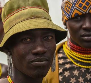 War ends nothing. African Proverb Ethiopian Dassanech Warriors