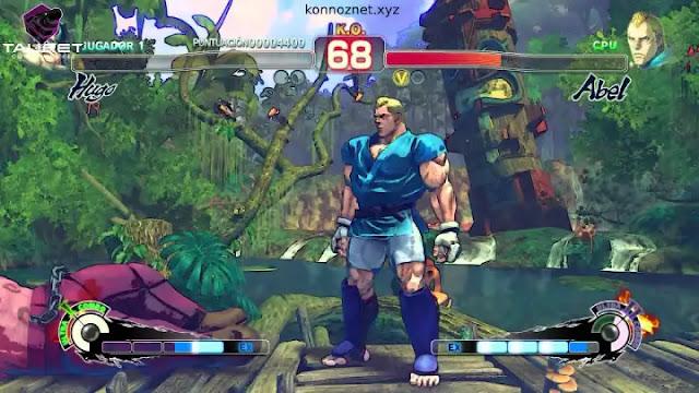 تحميل لعبة Street Fighter IV مجانًا للكمبيوتر