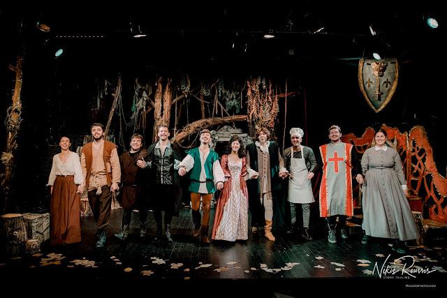 Γιάννενα: Συνεχίζονται οι γιορτινές παραστάσεις για  τον «Ρομπέν των Δασών» στο Θέατρο Έκφραση