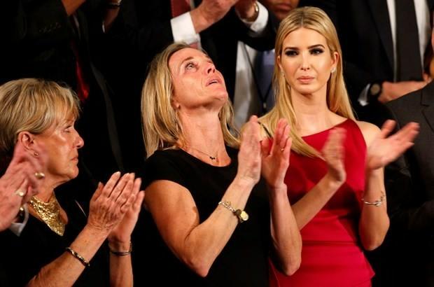 Trumpın kızı