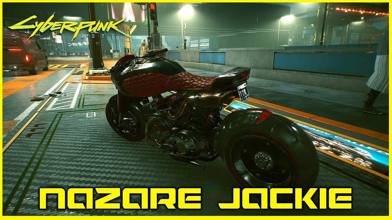 Arch Nazare Jackie