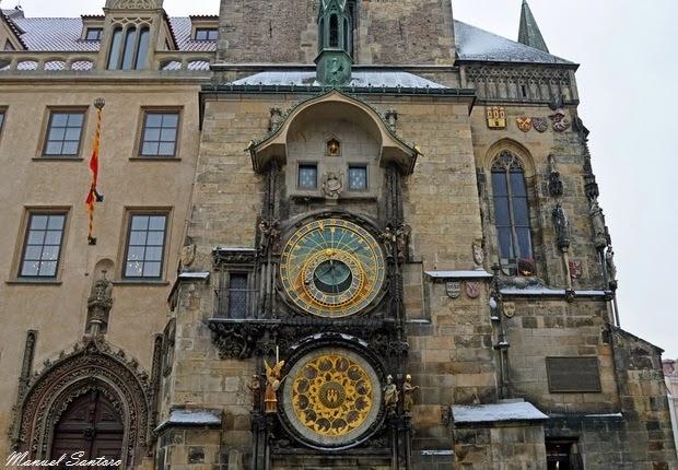 Praga, Orologio Astronomico