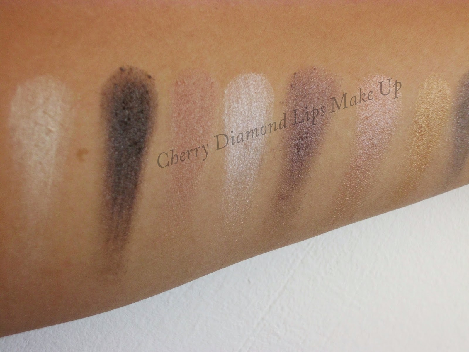 Dusk Til Dawn  Swatches