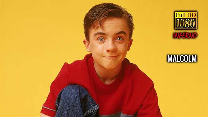 Malcolm in the Middle HD 1080p Español Latino-Inglés