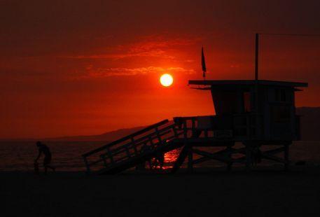 Baywatch sorozat naplemente