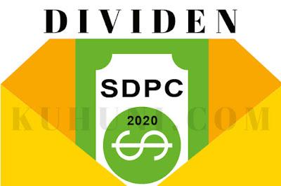 Jadwal Dividen SDPC 2020