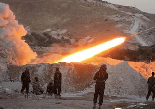 Serangan Udara Turki Hancurkan Sistem Pertahanan Udara Rezim Syiah Nushairiyah di Idlib