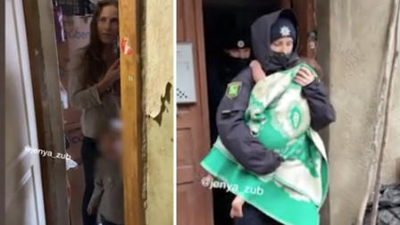 """""""Питались собаками"""": в Харькове забрали малышей из семьи, где их кормили убитыми собаками"""