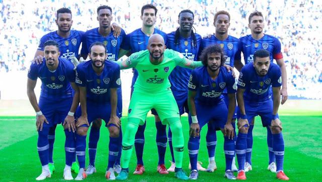 اهداف وملخص مباراه الهلال وابها في الدوري السعودي 23-8-2019