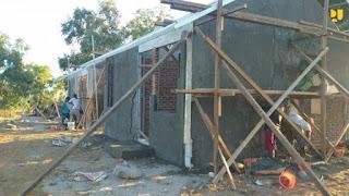 1.000 Unit Rumah Bagi Korban Bencana Banjir di NTT Ditargetkan Selesai Akhir September