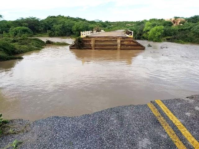 Governo do RN afirma que vai decretar situação de emergência por enxurrada em três municípios