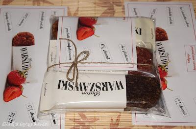 Baton Warszawski - czy przekonałam się do zdrowszych słodkości?