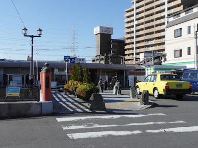 JR野崎駅