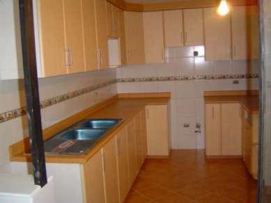 Plano de mueble de melamina proyecto 2 alacena de cocina for Reposteros de cocina en madera modernos