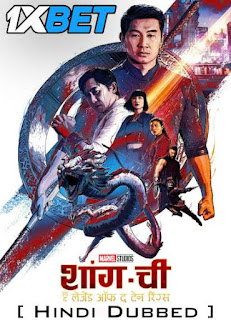 Download Shang-Chi and the Legend of the Ten Rings (2021) In Hindi Dual Audio Movie 480p 720p CAMRip
