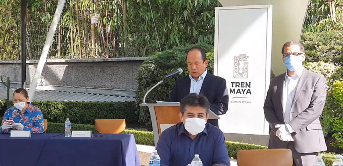 VAN CONSORCIOS CONSTRUCCIÓN TRAMO TREN MAYA 03