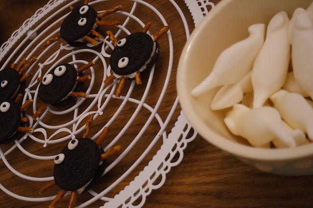 Halloween Snacks selber machen