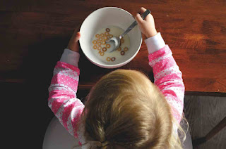 Help a Fussy Child Eat