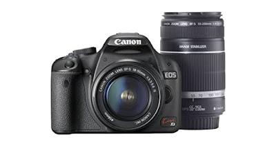 Canon EOS Kiss X3 DSLR Firmware Latest Driverをダウンロード