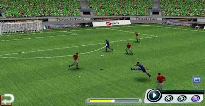 Aplikasi Game Bola Football Strike