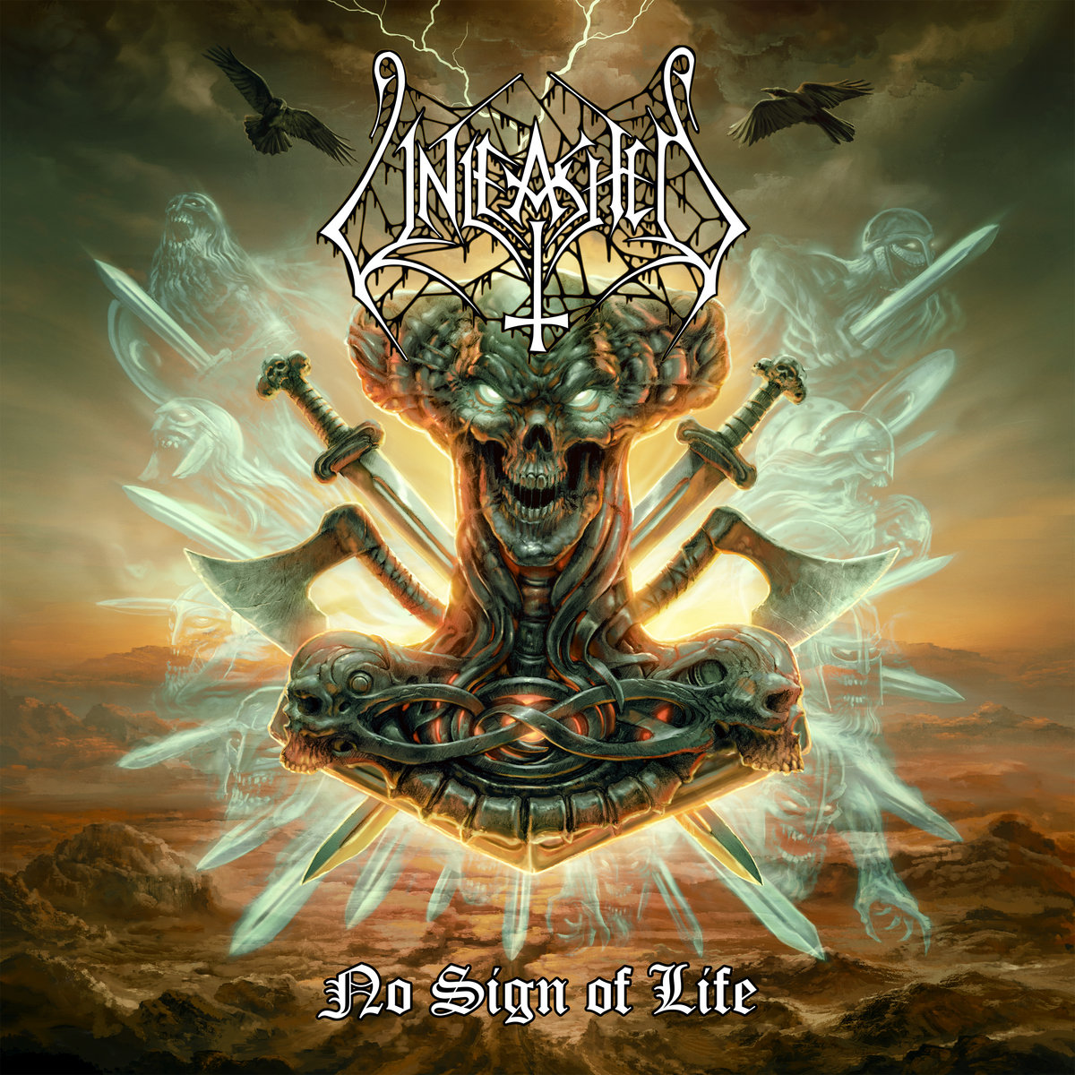 unleashed no sing of life